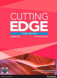 Descargando ebooks a nook gratis CUTTING EDGE 3RD EDITION ELEMENTARY STUDENTS  BOOK AND DVD PACK de  (Literatura española) 9781447936831
