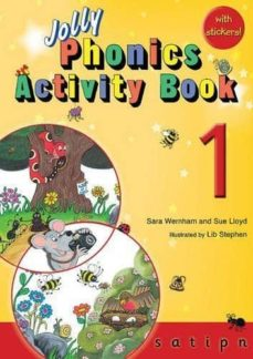 Libros para descargar en ipod touch JOLLY PHONICS ACTIVITY BOOK 1