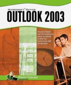 microsoft office outlook 2003 (ofimatica profesional)-9782746023031