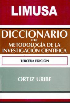 Vinisenzatrucco.it Diccionario De Metodologia De La Investigacion Cientifica (3ª Ed. ) Image
