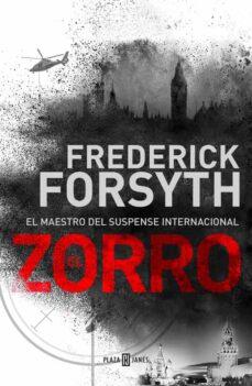 Los ebooks best sellers descargar gratis EL ZORRO DJVU RTF 9788401021831 de FREDERICK FORSYTH