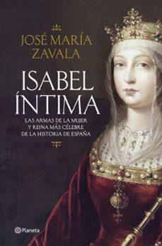isabel intima-jose maria zavala-9788408125631