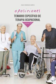 Cdaea.es Temario Especifico De Terapia Ocupacional (Vol. Ii) Image