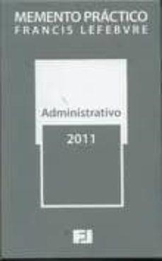 Inmaswan.es Memento Administrativo 2011 Image
