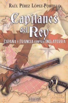 Descarga gratuita de audiolibros para iPod CAPITANES DEL REY FB2 in Spanish 9788415074731