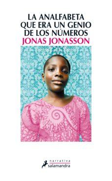 la analfabeta que era un genio de los números (ebook)-jonas jonasson-9788415630531