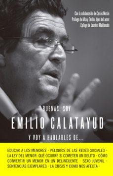 Descargar BUENAS, SOY EMILIO CALATAYUD Y VOY A HABLARLES DE gratis pdf - leer online