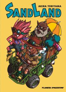 sandland (nueva edicion)-akira toriyama-9788416051731