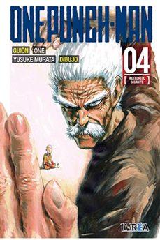 one punch-man 04-yusuke murata-9788416672431