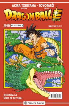 Carreracentenariometro.es Dragon Ball Serie Roja Nº212 Image