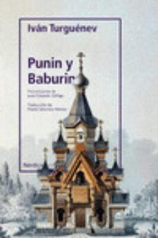 punin y baburin-ivan s. turguenev-9788417281731