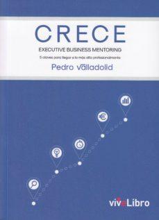 crece: executive business mentoring-pedro valladolid-9788417573331