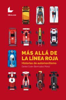 más allá de la línea roja (ebook)-daniel cean-bermudez perez-9788417643331