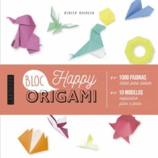 Bestseller ebooks descargar gratis ORIGAMI BLOC HAPPY de DIDIER BOURSIN
