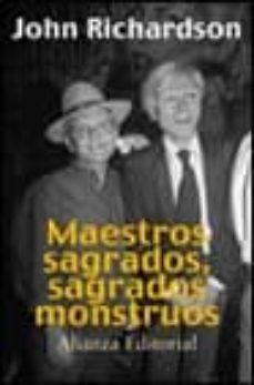 Colorroad.es Maestros Sagrados, Sagrados Monstruos Image