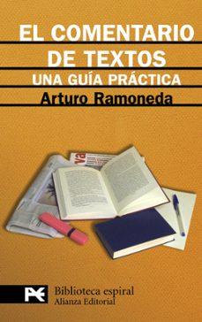 Debatecd.mx El Comentario De Textos: Una Guia Practica Image