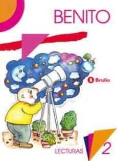 benito lecturas, 2º educacion primaria-alfredo gomez cerda-9788421621431