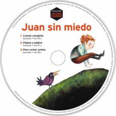 juan sin miedo + cd (colorin colorado)-pepe maestro-9788426380531