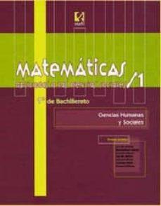 Titantitan.mx Matemáticas Aplicadas A Las Ciencias Sociales, 1 Bachillerato Image