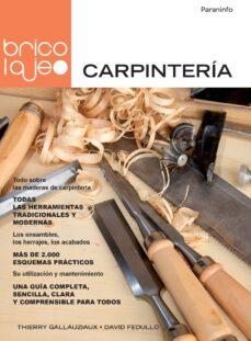carpinteria: bricolaje-thierry gallauziaux-david fedullo-9788428327831