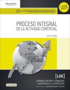 Descargar PROCESO INTEGRAL DE LA ACTIVIDAD COMERCIAL gratis pdf - leer online