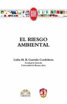 el riesgo ambiental-lidia m. r. garrido cordobera-9788429017731