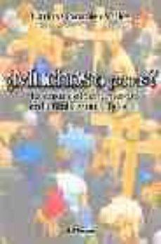 ¿muchos o pocos?: la crisis de los numeros en la biblia y en la i glesia-carlos gonzalez valles-9788429315431