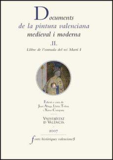 Inmaswan.es Documents De La Pintura Valenciana Medieval I Moderna Ii Image