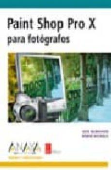 Inmaswan.es Paint Shop Pro X Para Fotografos Image