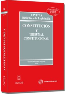 Titantitan.mx Constitucion Y Tribunal Constitucional (28ª Ed) Image