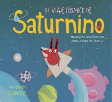 Padella.mx El Viaje Cosmico De Saturnino Image