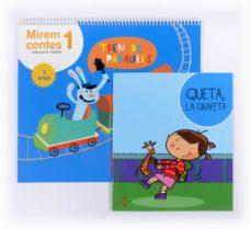 Permacultivo.es Col·lecció Tren De Paraules. Mirem Contes-quadern 1 Cataluna Infantil Image