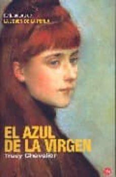 Javiercoterillo.es El Azul De La Virgen Image