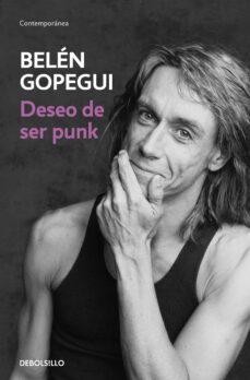 deseo de ser punk-belen gopegui-9788466337731