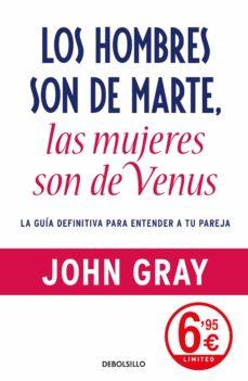 los hombres son de marte, las mujeres son de venus-john gray-9788466348331