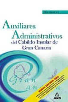 Titantitan.mx Auxiliares Administrativos Del Cabildo Insular De Gran Canaria: T Emario Image