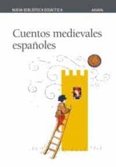 Descarga gratuita de formato ebook en pdf. CUENTOS MEDIEVALES ESPAÑOLES de