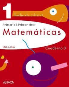 Inmaswan.es Matemáticas 1. Cuaderno 3.ep Primer Ciclo Image