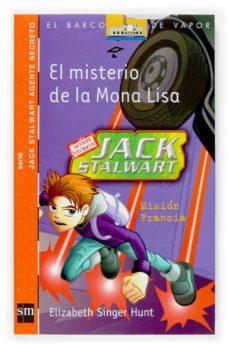 Inmaswan.es El Misterio De La Mona Lisa (Jack Stalwart) Image
