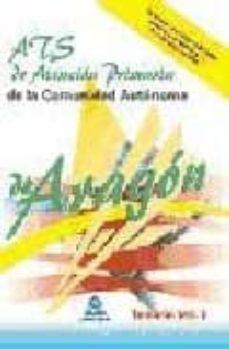 Srazceskychbohemu.cz Ats De Atencion Primaria De La Comunidad Autonoma De Aragon: Tema Ri De Materias Especificas Vol I Image