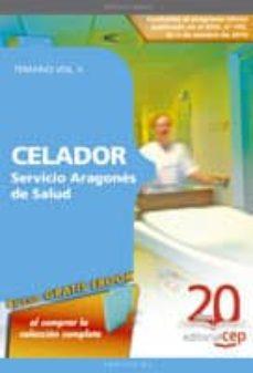 Cronouno.es Celador Servicio Aragones De Salud: Temario Vol. Ii. Image