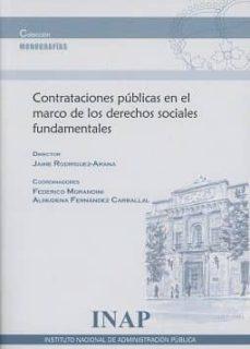 Valentifaineros20015.es Contrataciones Públicas En El Marco De Los Derechos Sociales Fundamentales Image