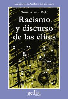 Descargar RACISMO Y DISCURSO DE LAS ELITES gratis pdf - leer online