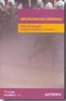 emergencias urbanas-iñaki rivera beiras-roberto bergalli-9788476588031