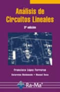 Ebooks de descarga completa ANALISIS DE CIRCUITOS LINEALES (3ª ED) (Spanish Edition)