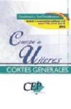 Inmaswan.es Cuestionario Y Test Psicotecnicos Oposiciones Cuerpo De Ujieres D E Las Cortes Generales Image