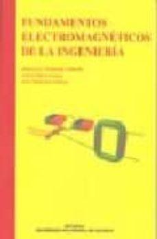 fundamentos electromagneticos de la ingenieria-marcos gimenez valentin-9788483630631