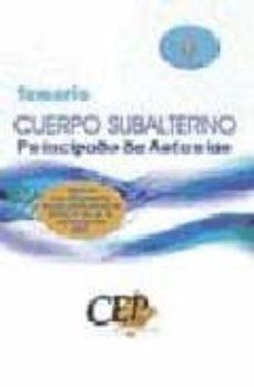 Encuentroelemadrid.es Temario Oposiciones Cuerpo Subalterno Principado De Asturias Image