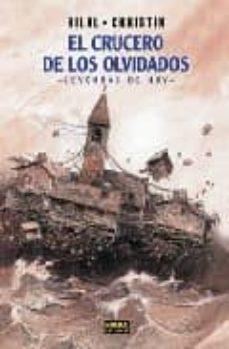 el crucero de los olvidados (bilal; 8)-enki bilal-9788484317531