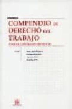 Asdmolveno.it Compendio De Derecho Del Trabajo. Tomo Ii: Contrato Individual Image